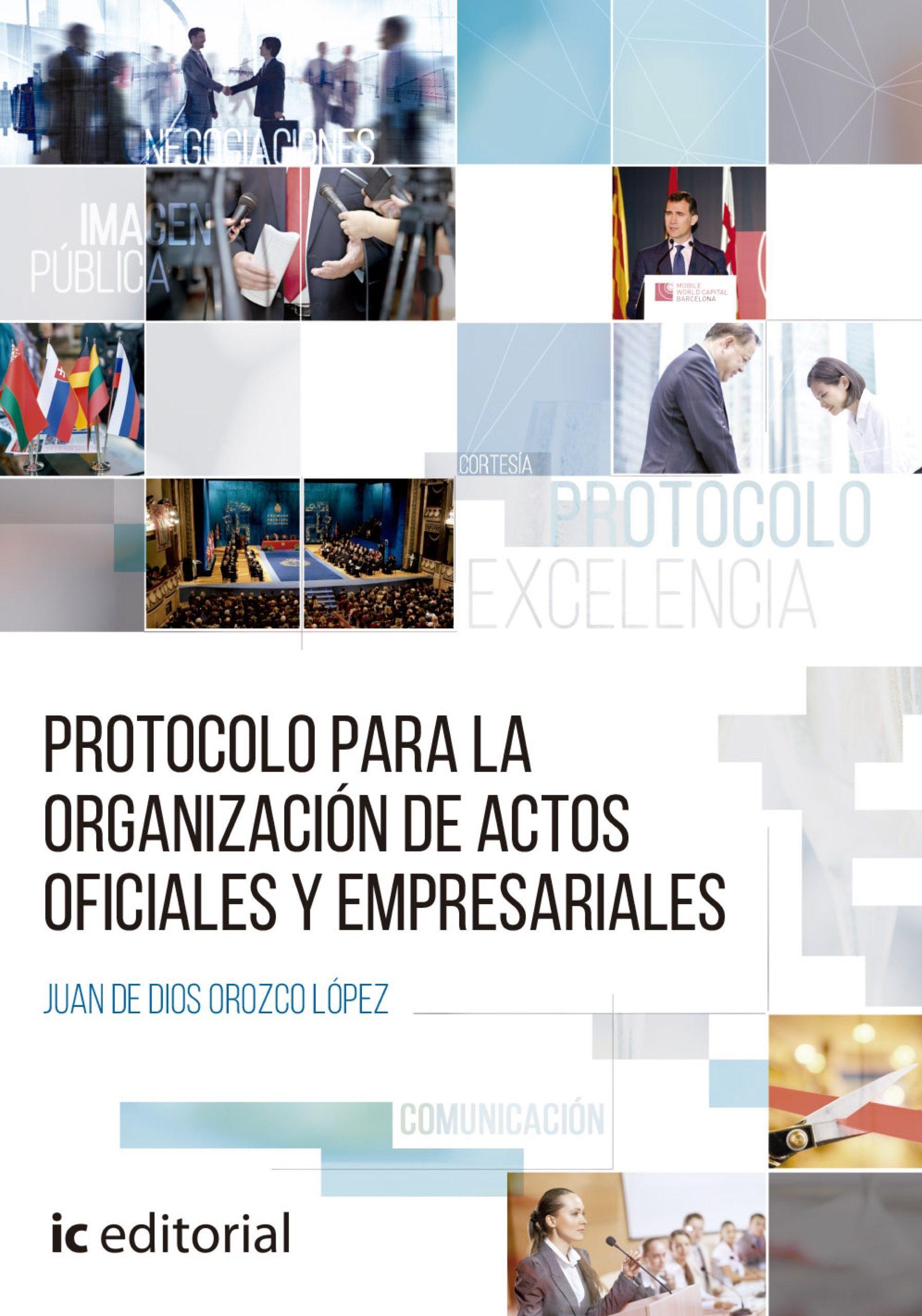 Libro de protocolo y ceremonial