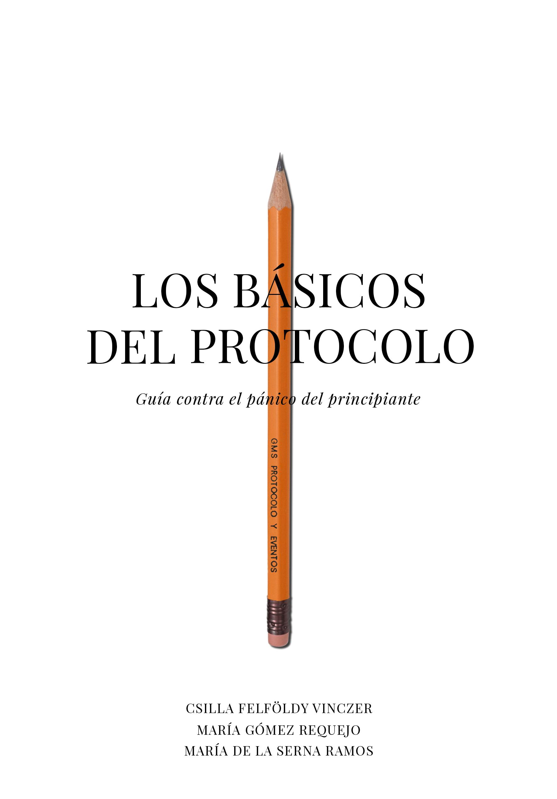 Libro de protocolo