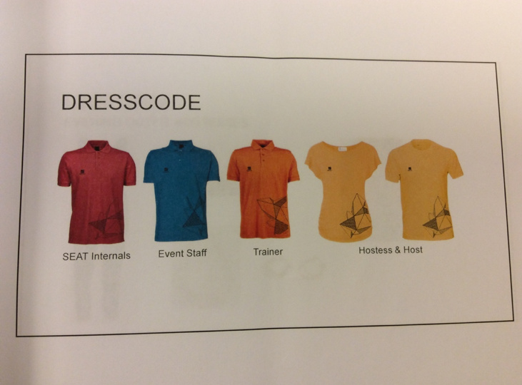 Dresscode SEAT