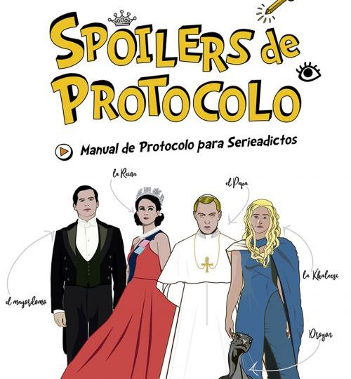 libro Spoilers de Protocolo